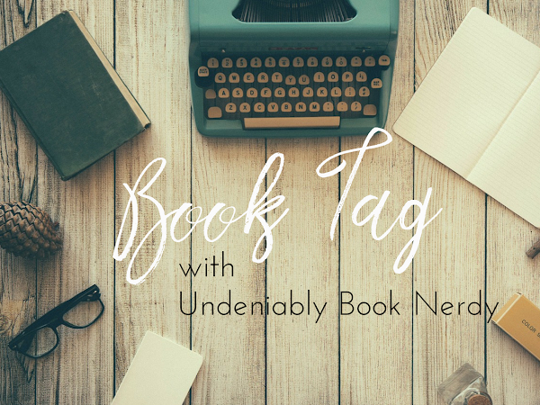 I Messed Up | Book Tag