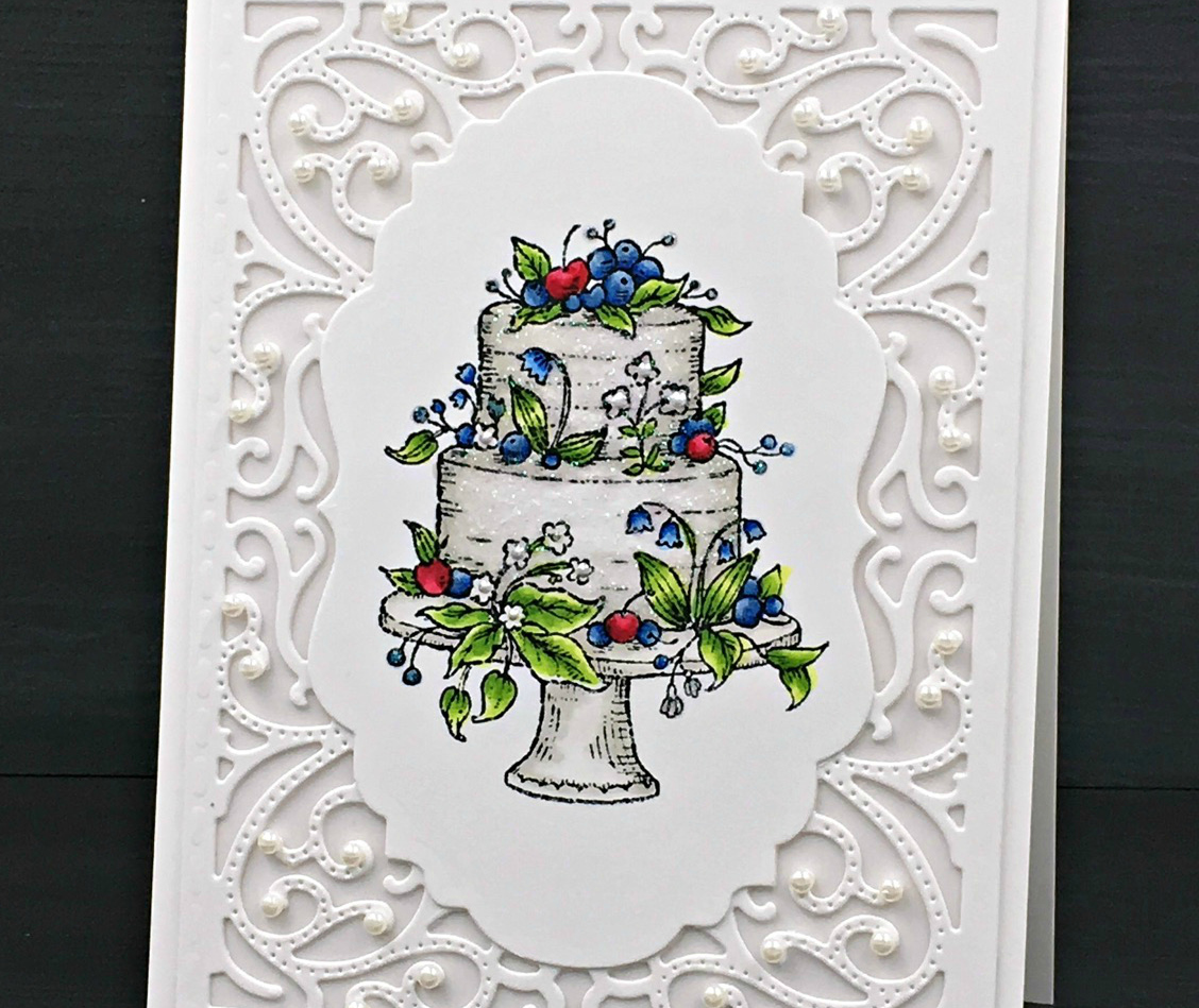 Jenny and Ryan wedding card 09-03-17