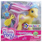 My Little Pony Sparklesnap Super Long Hair Ponies  G3 Pony