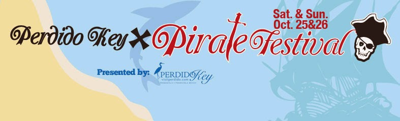 Second Annual Perdido Key Pirate Festival, Florida Gulf Coast
