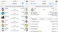 Risultati delle partite, cronaca e video dei gol su iPhone e Android