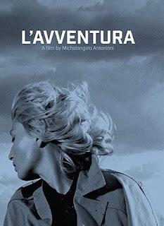 L'Avventura, film poster