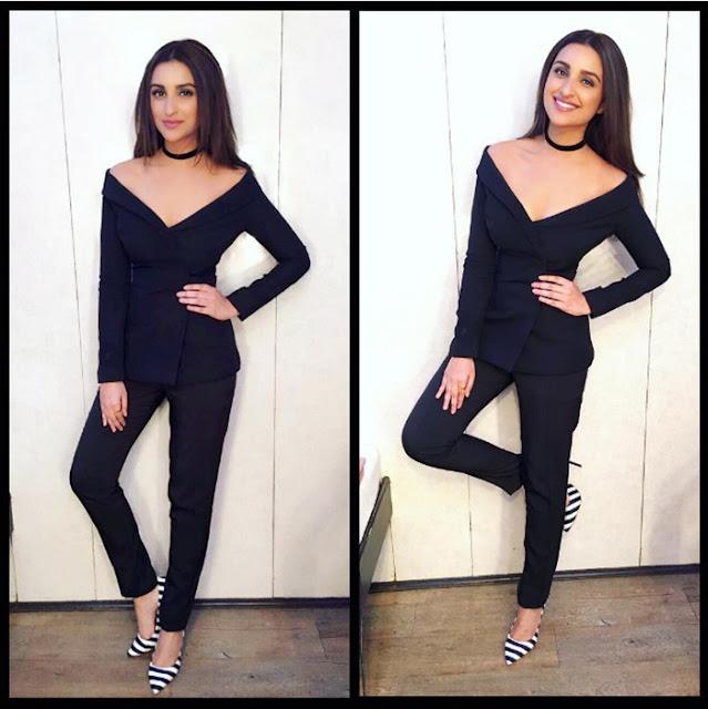Parineeti chopra sexy look I fashion, style, beauty tips