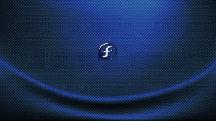 Wallpaper 2: Fedora Linux