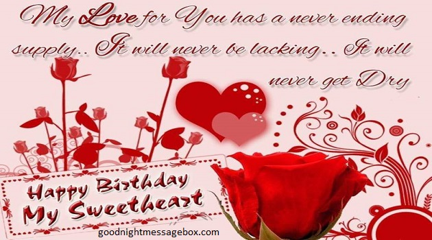 Happy Birthday Love Quotes For Her Adorable 70 Happy Birthday Wishes For Girlfriend Messages And Quotes For