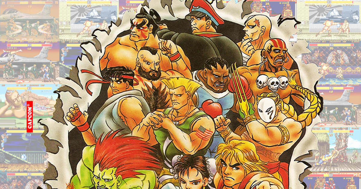 street fighter 2 champion edition logo png