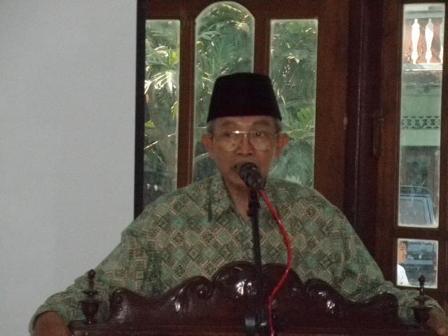 KH. Abdul Razak Syafawi: Pandangan Kebangsaan Ahlusunnah wal Jama'ah