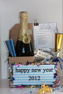 like a pretty petunia: New Year Think Inside the Box