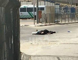https://www.mintpressnews.com/israeli-soldiers-kill-pregnant-woman-brother-qalandia-terminal/215974/