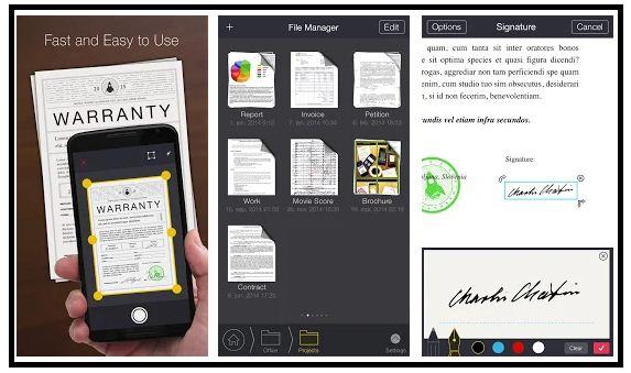 Gambar untuk My Scans - Best PDF Scanner