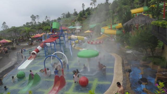 Darajat Pass Waterpark - Wisata Paling Diminati di Garut