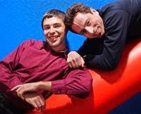 Larry Page dan Sergey Brin - Google Inc