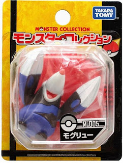 Drilbur figure Takara Tomy Monster Collection M series