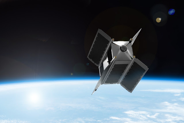 The first virtual reality camera satellite in the world will be put into orbit in 2017