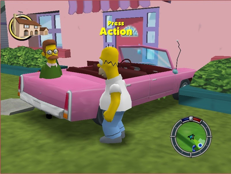 The Simpsons Game Wii Iso