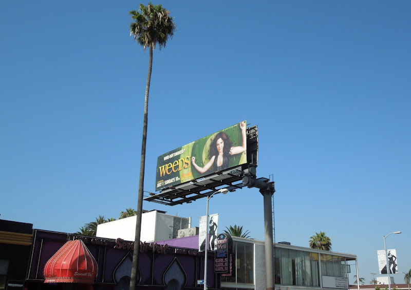 Weeds season 8 billboard