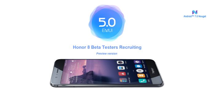 How To Update Huawei Honor 8 To Android 7 With EMUI 5.0 Beta