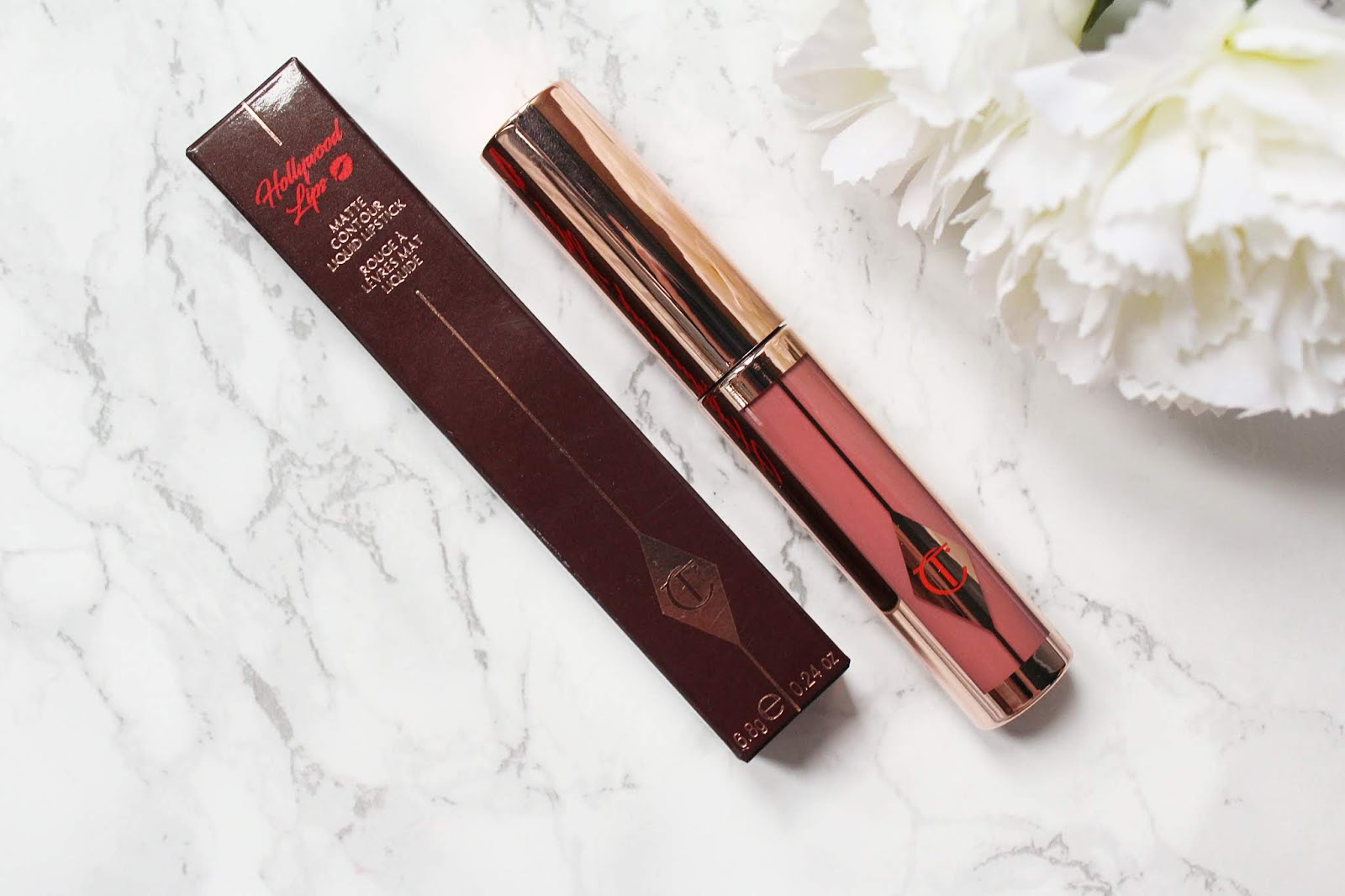 Charlotte Tilbury Hollywood Lips in Pin Up Pink