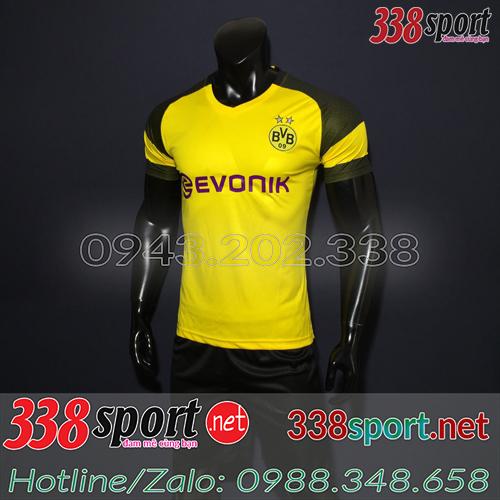 Áo Dortmund Vàng 2018 2019 Sân Nhà