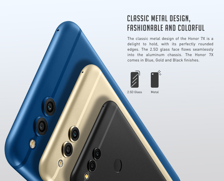 Huawei Honor 7X | Craze Tech