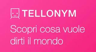 messaggi anonimi Tellonym