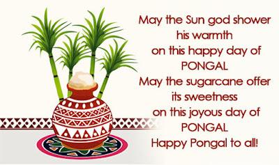 Best Pongal Messages Image