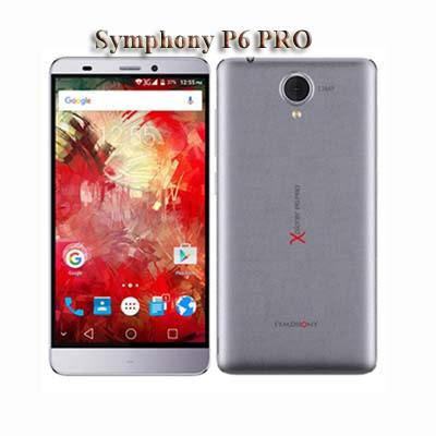 Symphony P6 PRO Dual SIM  PRICE IN  UAE DUBAI