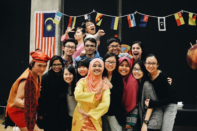Reunion at Malaysian Bazaar 2016