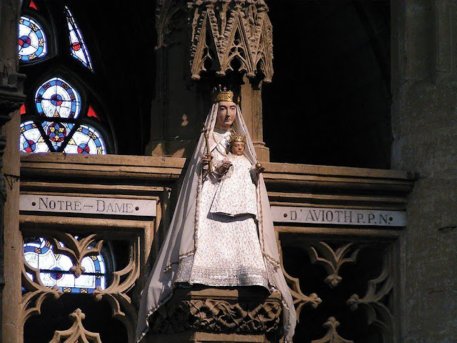 Nossa Senhora de Avioth, França