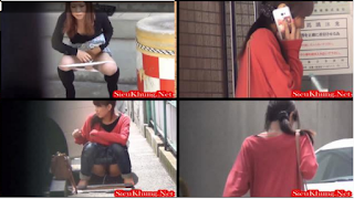 Clip: Quay lén em gái đi tè nơi công cộng =)) Thật hay diễn vậy nhỉ =))