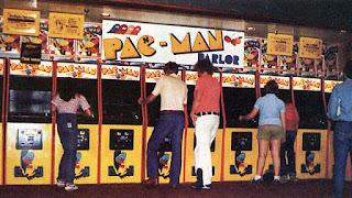 Salón recreativo - Pacman