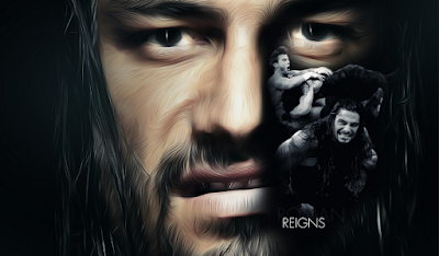 Empire of Roman Reigns in Frame