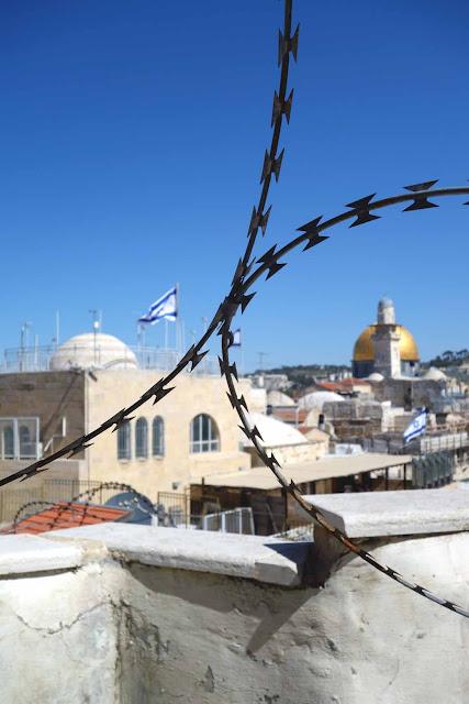 La Paix reviendra un jour à Jérusalem
