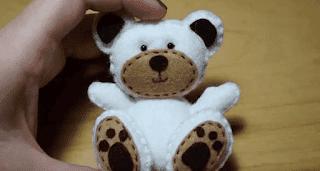 Cara Membuat Kerajinan Boneka Dari Kain Flanel Dengan Mudah dan Beberapa Contohnya