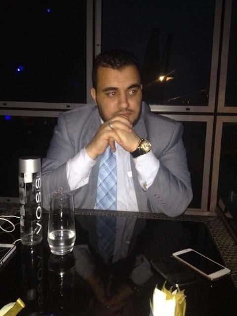 الإعلامي والمستشار الجزائري أحمد العمراوي  مابين البزنسس والأعمال الخيرية