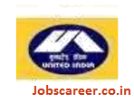 United India Insurance Company Limited Recruitment of Assistant for 17 posts Last Date 07 January 2017