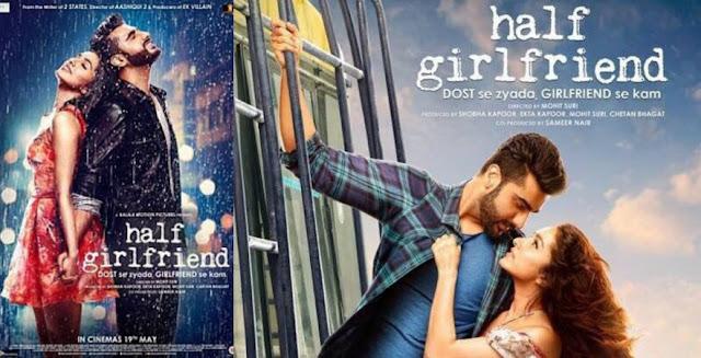 Half Girlfriend (2017) Hindi Movie !! Mp3 Songs !! Audio