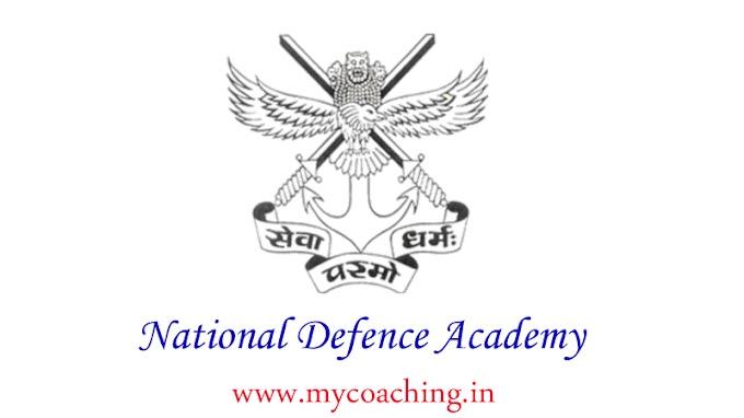 NDA Syllabus - National Defence Academy  Syllabus 2020