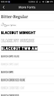 Hasil gambar untuk Picsay font