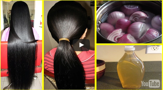Ladies Baca Ini Buat Rambut Mu Lebih Cepat Panjang Dan Tebal Dengan Bawang Merah Begini Caranya Hikmah Muslimah