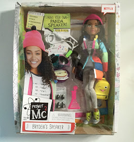 MC2 doll review
