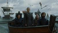 Peter Dinklage, Emilia Clarke and Nathalie Emmanuel in Game of Thrones Season 7 (16)