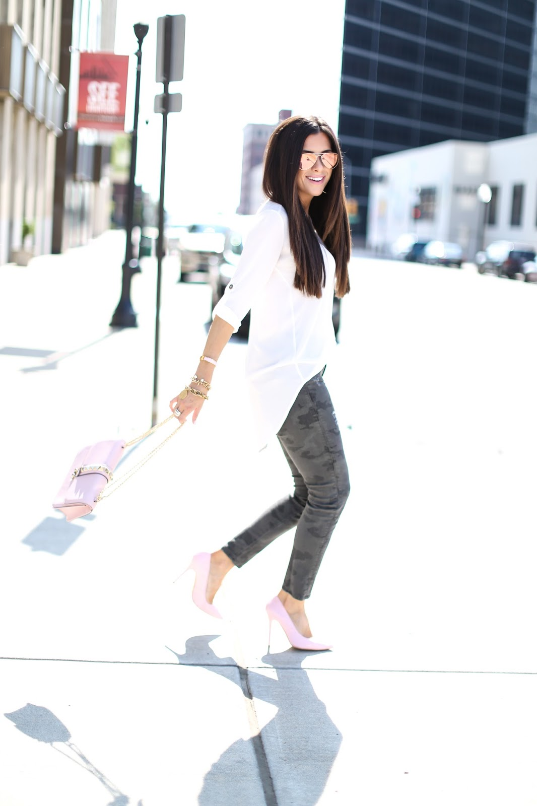 7c5816487e How To: Amp Up The Basics in Your Closet..   The Sweetest Thing ...