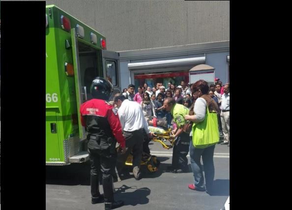 Llamadas de urgencias en Toluca