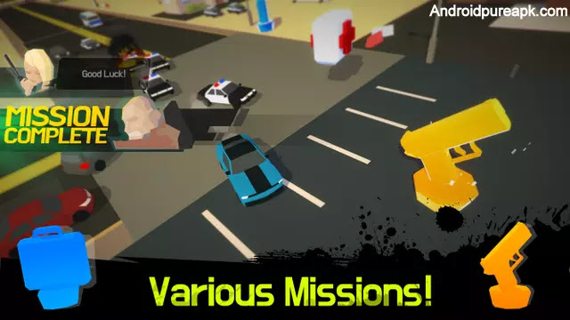 Burnout City Mod Apk