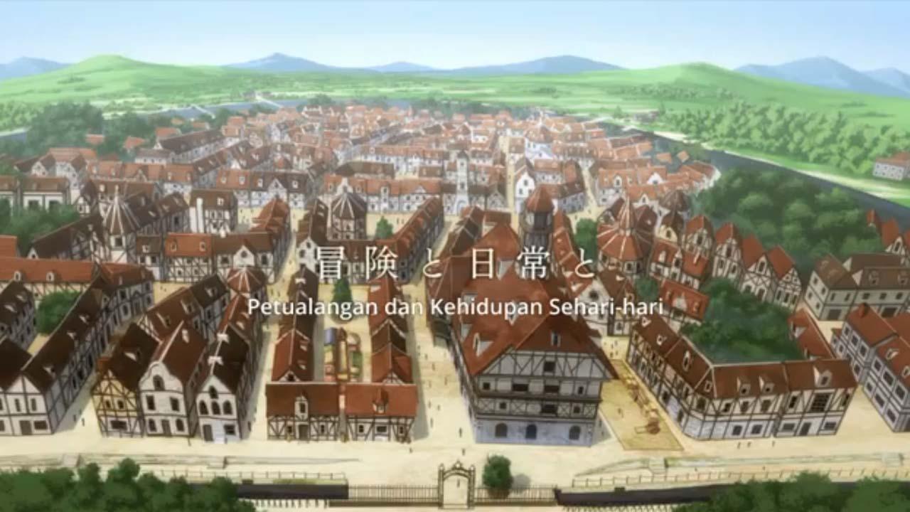 Goblin Slayer Episode 5 Subtitle Indonesia
