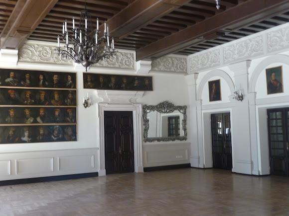 Збараж. Замок. Национальный заповедник «Замки Тернопольщины»