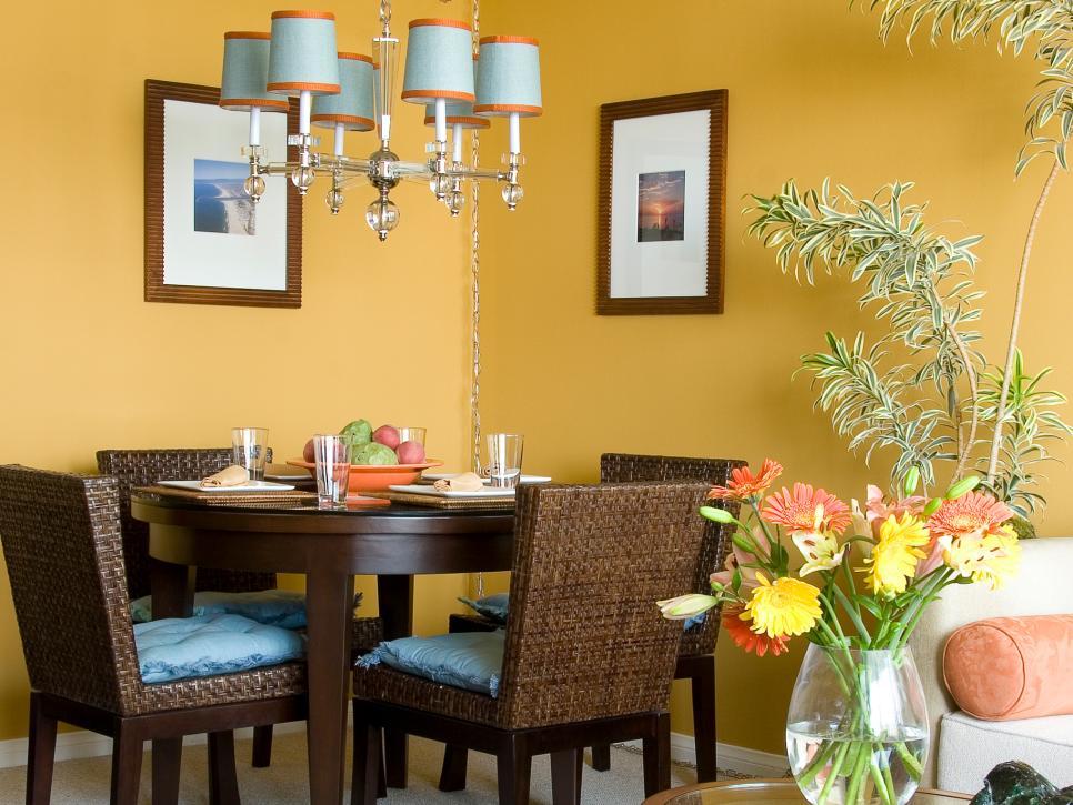 28 ideas de decoraci n de un comedor decorar tu - Colores para un comedor ...