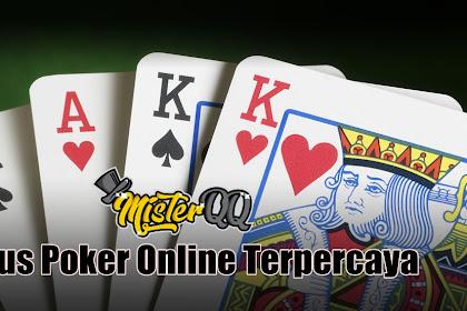 MisterQQ Adalah Situs Poker Online Terpercaya