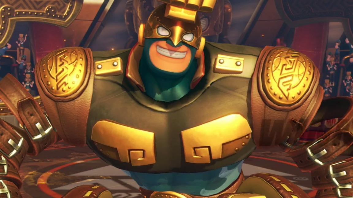 Arms (Switch): primeiro personagem de DLC é revelado